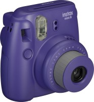 Fujifilm Instax Mini 8 Instant Camera(Grape)