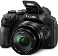 Panasonic Lumix DMC-FZ300 25-600mm f2.8 constant aperture Zoom camera with 4k Movie Advanced Point & Shoot Camera(Black)