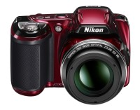 Nikon L810 Point & Shoot Camera(Red)