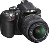 NIKON D3200 DSLR Camera (Body with AF-S DX NIKKOR 18-55mm f/3.5-5.6G VR II Lens)(Black)