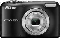 NIKON L31 Point & Shoot Camera(Black)