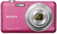 Sony DSC-W710 Point & Shoot Camera(Pink)
