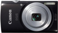 Canon IXUS 145 Point & Shoot Camera(Black)