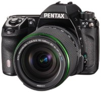 Pentax K 5 II (DA18-135 mm WR Lens) DSLR Camera