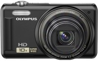 Olympus VR-310(Camera) Camera Point & Shoot Camera(Black)