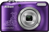 NIKON L29 Point & Shoot Camera(Violet)