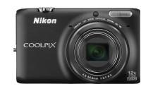 Nikon S6500 Advanced Point & Shoot Camera(black)
