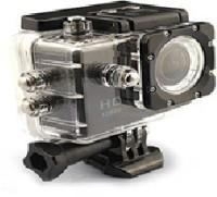 SJCAM 4000 2.0LTPS 170°A+ HD wide-angle lens, 6G lens Sports & Action Camera(Black)