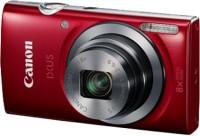 Canon Digital IXUS 160 Point & Shoot Camera(Red)