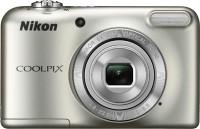Nikon L31 Point & Shoot Camera(Silver)