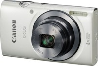 Canon Digital IXUS 160 Point & Shoot Camera(Silver)