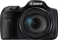 Canon SX540 HS Point & Shoot Camera(Black)
