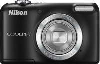 Nikon L27 Point & Shoot Camera(Black)