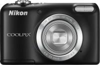 Nikon L27 Point & Shoot Camera(Black)