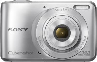 Sony DSC-S5000 Point & Shoot Camera(Silver)