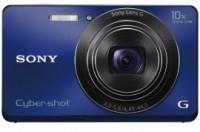 Sony DSC-W690 Mirrorless Camera(Blue)