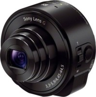 Sony DSC-QX10 Cyber Shot Mirrorless Camera(Black)