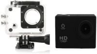 VibeX � Waterproof Helmet HD 1080p Cam Holder Sports & Action Camera(Black)