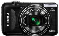 Fujifilm FinePix T200 Point & Shoot Camera(Black)