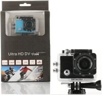VibeX �� Full HD Waterproof Cam Holder Sports & Action Camera(Black)