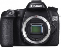 Canon EOS 70D (Body only) DSLR Camera(Black)