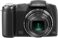 Olympus SZ-16 Advanced Point & Shoot Camera(Black)