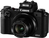 Canon G5X Point & Shoot Camera(Black)