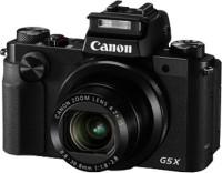 Canon G5X Point & Shoot Camera(Black)