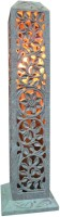Pooja Creation Marble Candle Holder(Grey, Pack of 1)