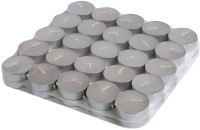 Winsky 4 To 5 Hours Long Burning Set Of 50 Tealight Candle(White, Pack of 50) - Price 349 80 % Off