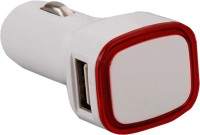 Atam 2.0 amp Car Charger(White)