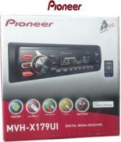 Pioneer MVH-X179UI Car Stereo(Single Din)