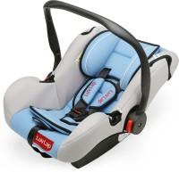 LuvLap Baby Carseat cum Carry Cot Rearward Facing Car Seat(Light Blue)