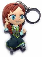 AVI Double sided Frozen Key Chain(Green)