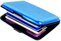 Gurman Goods 6 Card Holder(Set of 1, Blue)