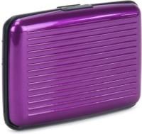 Tady Italio 6 Card Holder(Set of 1, Purple)