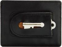 ADAMIS 4 Card Holder(Set of 1, Black)
