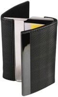 Ek retail shop 20 Card Holder(Set of 1, Black)