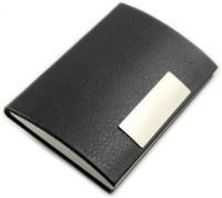 Neoo 15 Card Holder(Set of 1, Black)