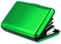 Gurman Goods 6 Card Holder(Set of 1, Green)