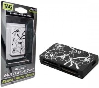 TAG External Card Reader(White)