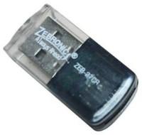 Zebronics ZEB- 27CR Card Reader(Black)