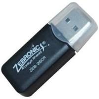 Zebronics ZEB- 26CR Card Reader(Black)