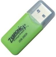 Zebronics ZEB- 26CR Card Reader(Green)