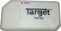 View Target 102 Card Reader(White, Black) Laptop Accessories Price Online(Target)