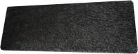 Skytex Black Cotton Polyester Blend Runner(139.7 cm  X 55.88 cm)