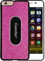 Casotec Back Cover for Micromax Canvas Knight 2 E471(Pink, Silicon)