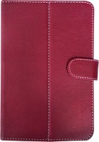 Fastway Book Cover for HCL ME Connect 3G 2.0 Tablet(Maroon, Artificial Leather)
