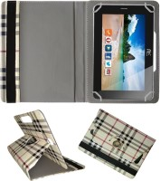 Fastway Book Cover for HCL Me Y-4 (4GB)(Multicolor, Artificial Leather)