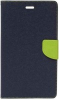 OM Flip Cover for Xiaomi Mi Pad(Blue, Green, Artificial Leather)